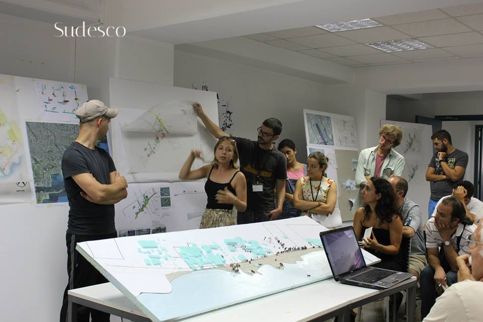 SUDESCO / SUSTAINABLE DESIGN IN COASTAL AREAS