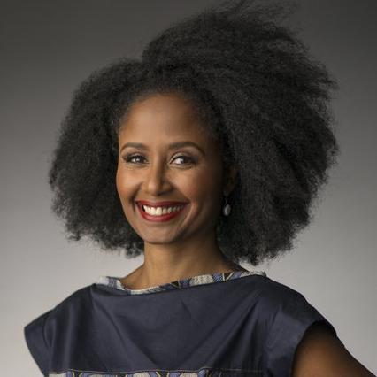 Ebissé Rouw-Wakjira    is redacteur non-fictie bij uitgeverij Amsterdam University Press (AUP). Ze werd geboren in Ethiopië en woonde tot haar veertiende in Addis Abeba. Daarna verhuisde ze naar Nederland, waar ze zich inzet voor meer etnische diversiteit in het publieke debat. Ze is mede-oprichter van Dipsaus, een tweewekelijkse podcast door en voor vrouwen van kleur en iedereen die geïnteresseerd is in een ander geluid.
