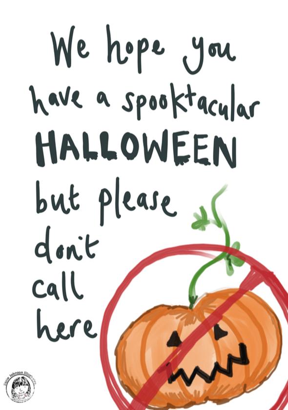 free halloween poster
