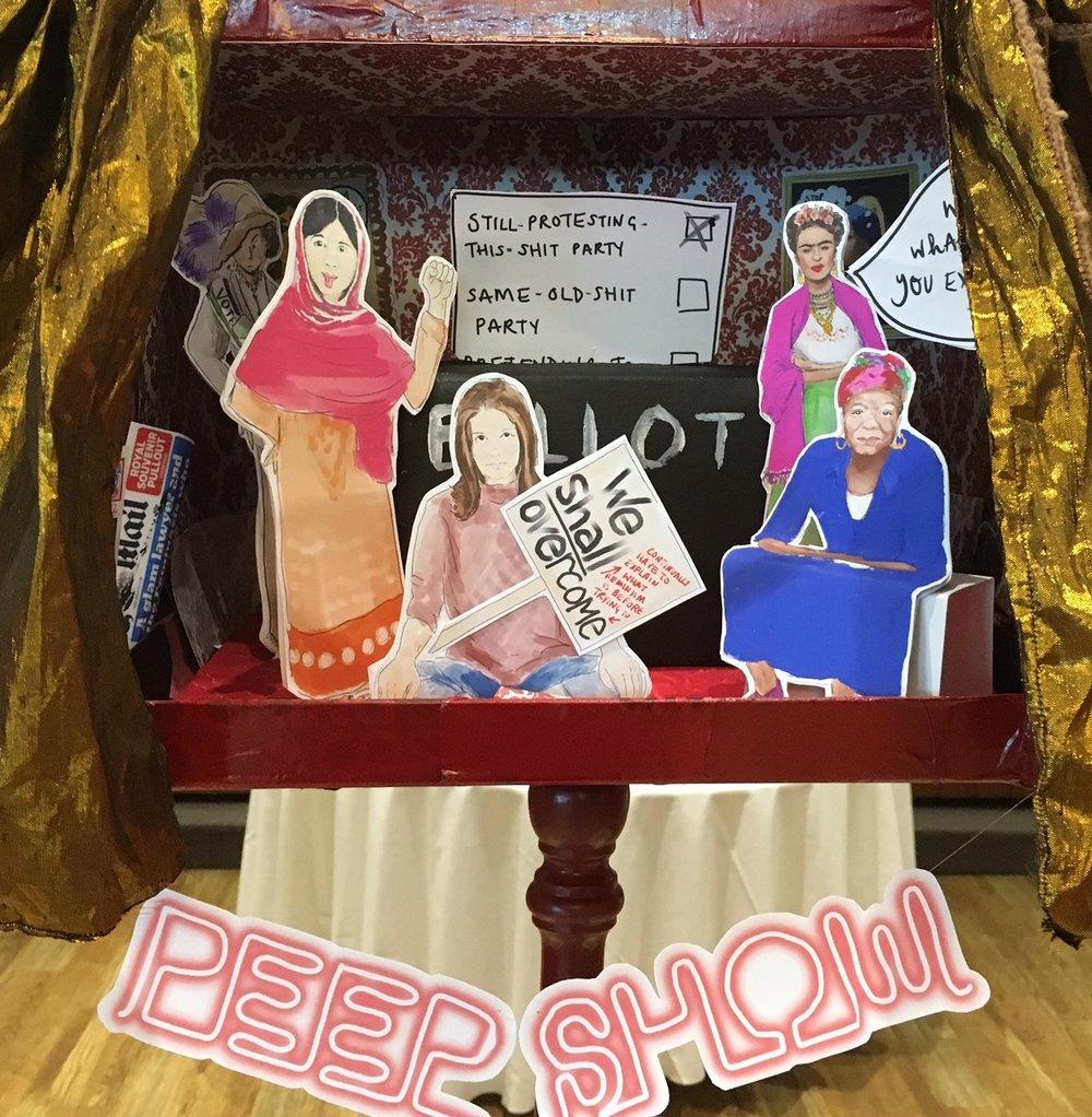 Feminist Peep Show