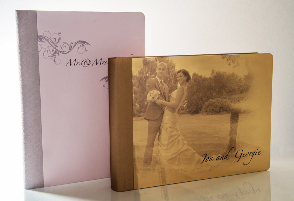 Graphistudio Original Wedding book Aluminium albums