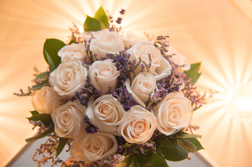 Wedding bouquet Sketchley Grange Hotel Hinckley Leicestershire