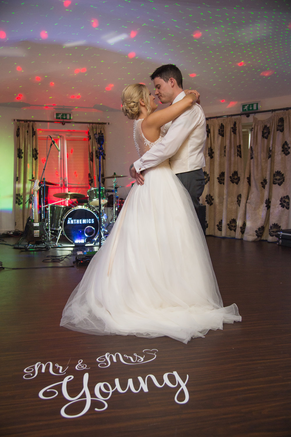 First dance Sketchley Grange Hotel Hinckley Leicestershire