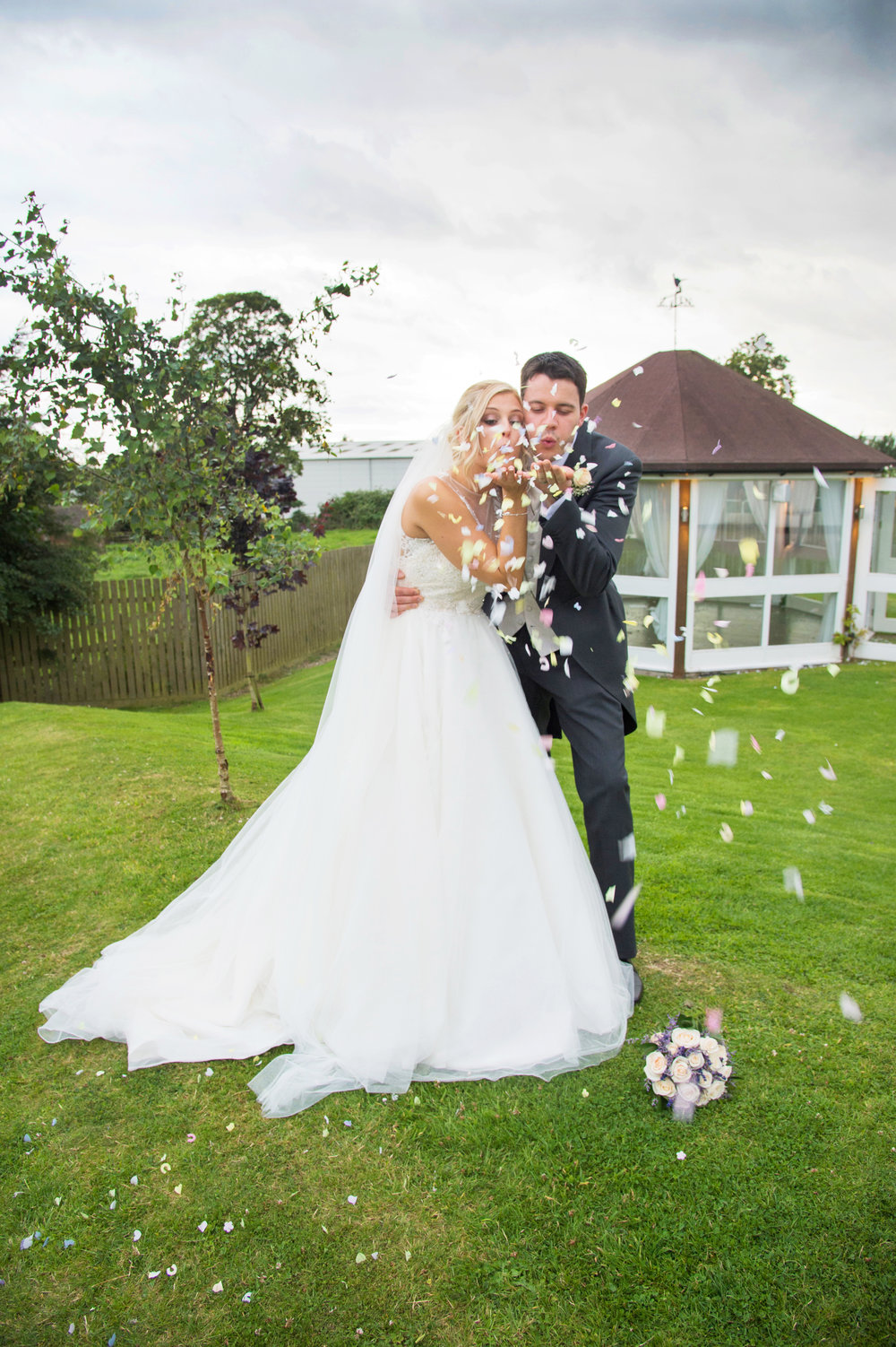 Sketchley Grannge Hotel Wedding Leicestershire