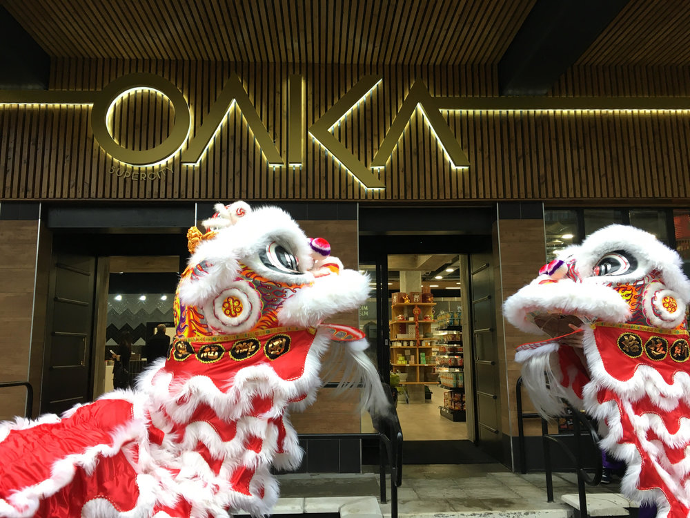 CElebrations at oaka 2019 - Running Up to CNY 2019