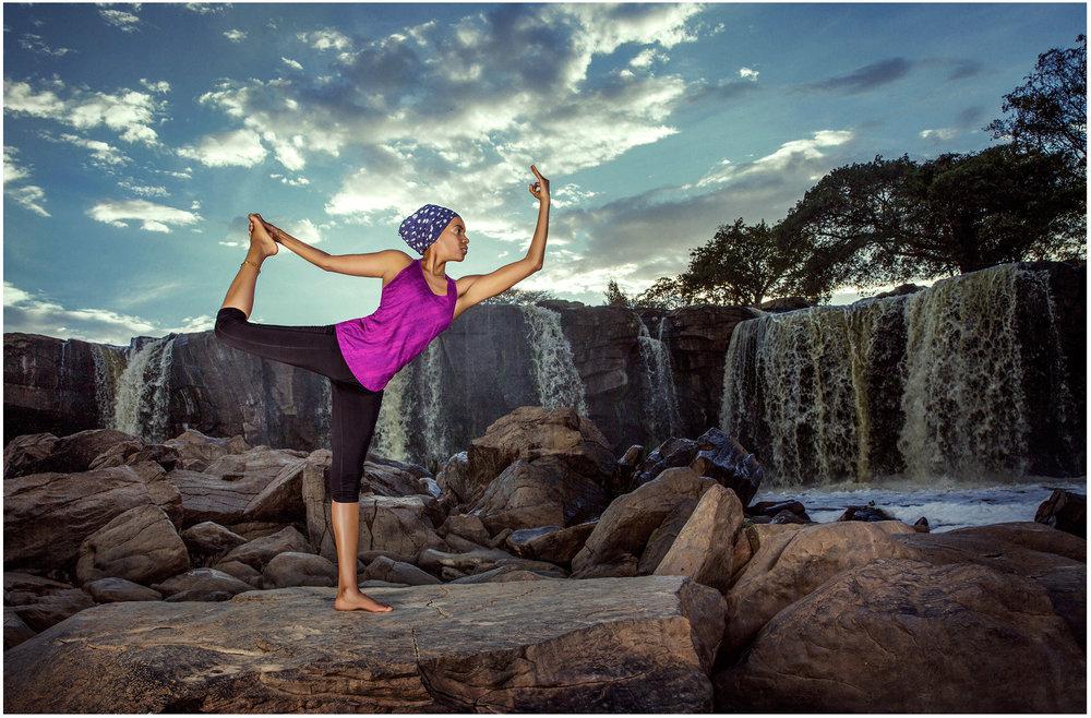 Yoga With Kui