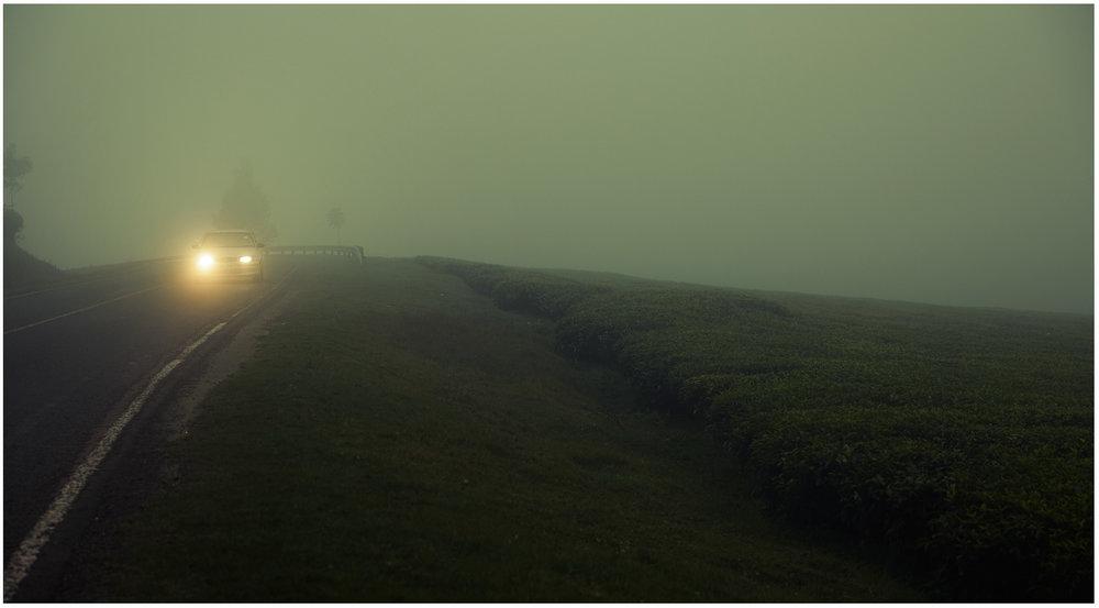 Limuru at Dawn when its all misty