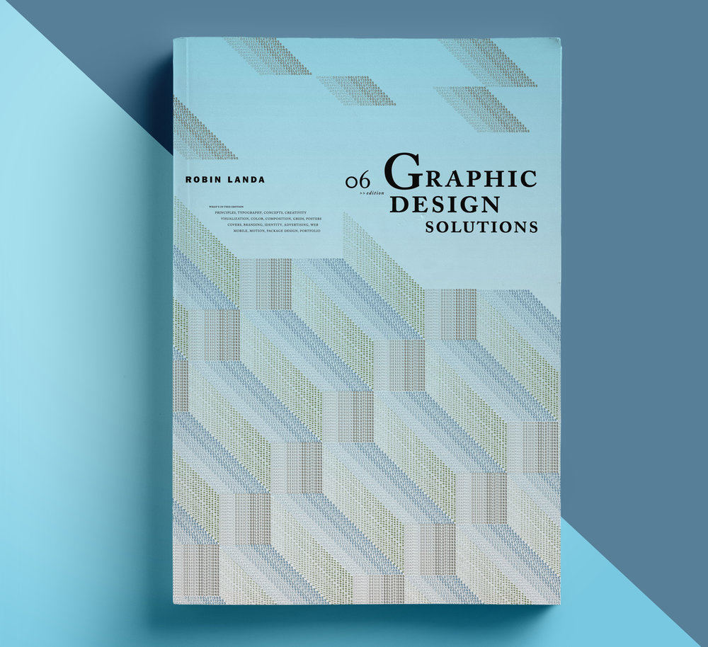 Graphic Design Solutions, 6th Edition - When you adopt the new Graphic Design Solutions, 6th edition, you get more than content—you get a solid foundation for curricula based on design principles and an informed design process. Design educators worldwide use this book to build and support curricula.