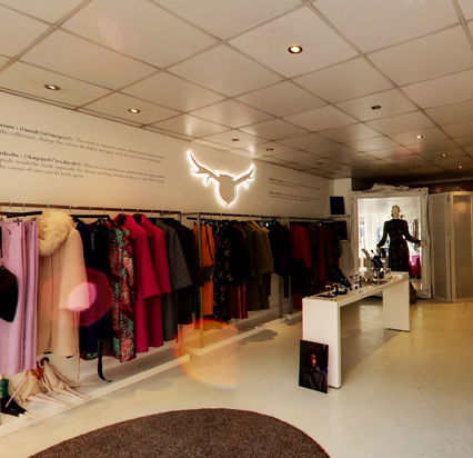 Amanda Thompson Couture, 90 Bermondsey St, London SE1 3UB