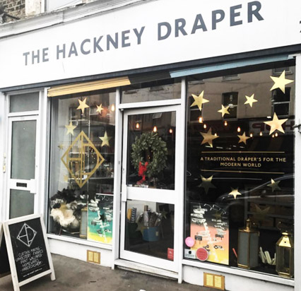 The Hackney Draper, 25 Chatsworth Rd, Homerton E5 0LH