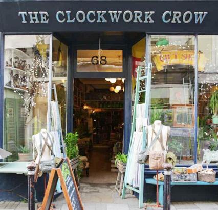 The Clockwork Crow, 68 George St, Hastings TN34 3EE