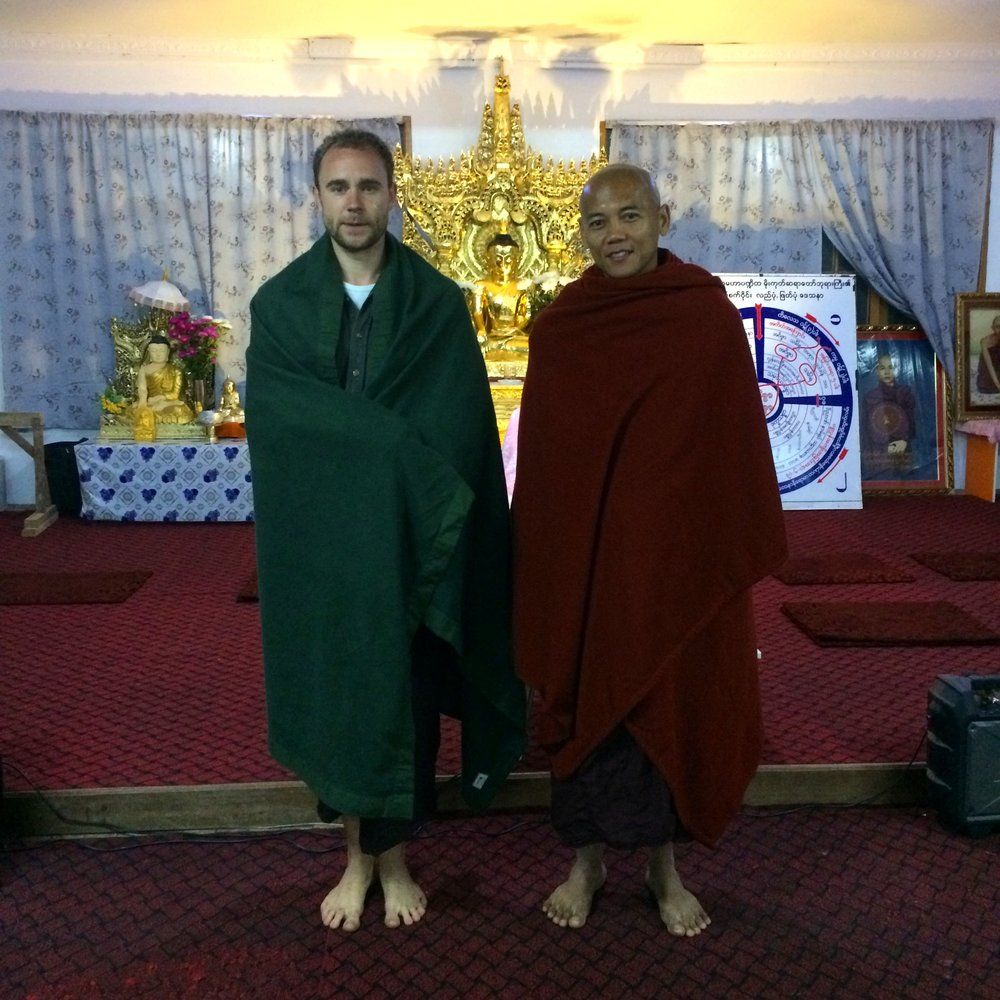 New Years Monastic Double Date