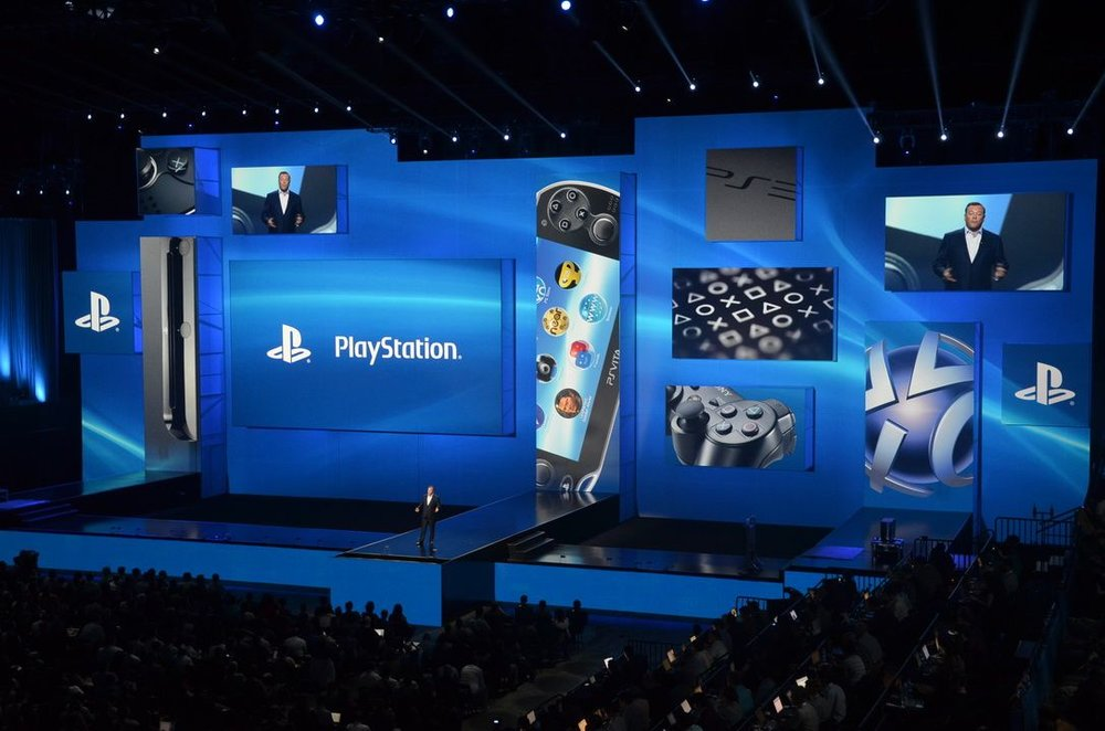 Sony E3 Conference SKNotes