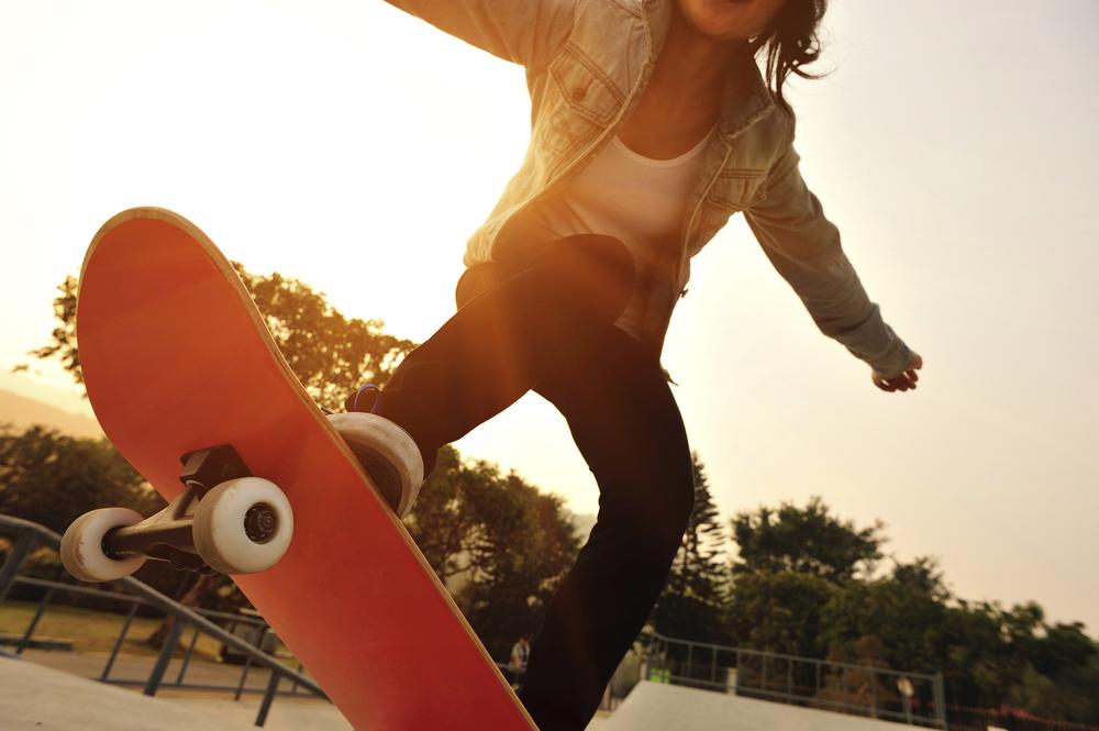 Agile UX Skateboarder