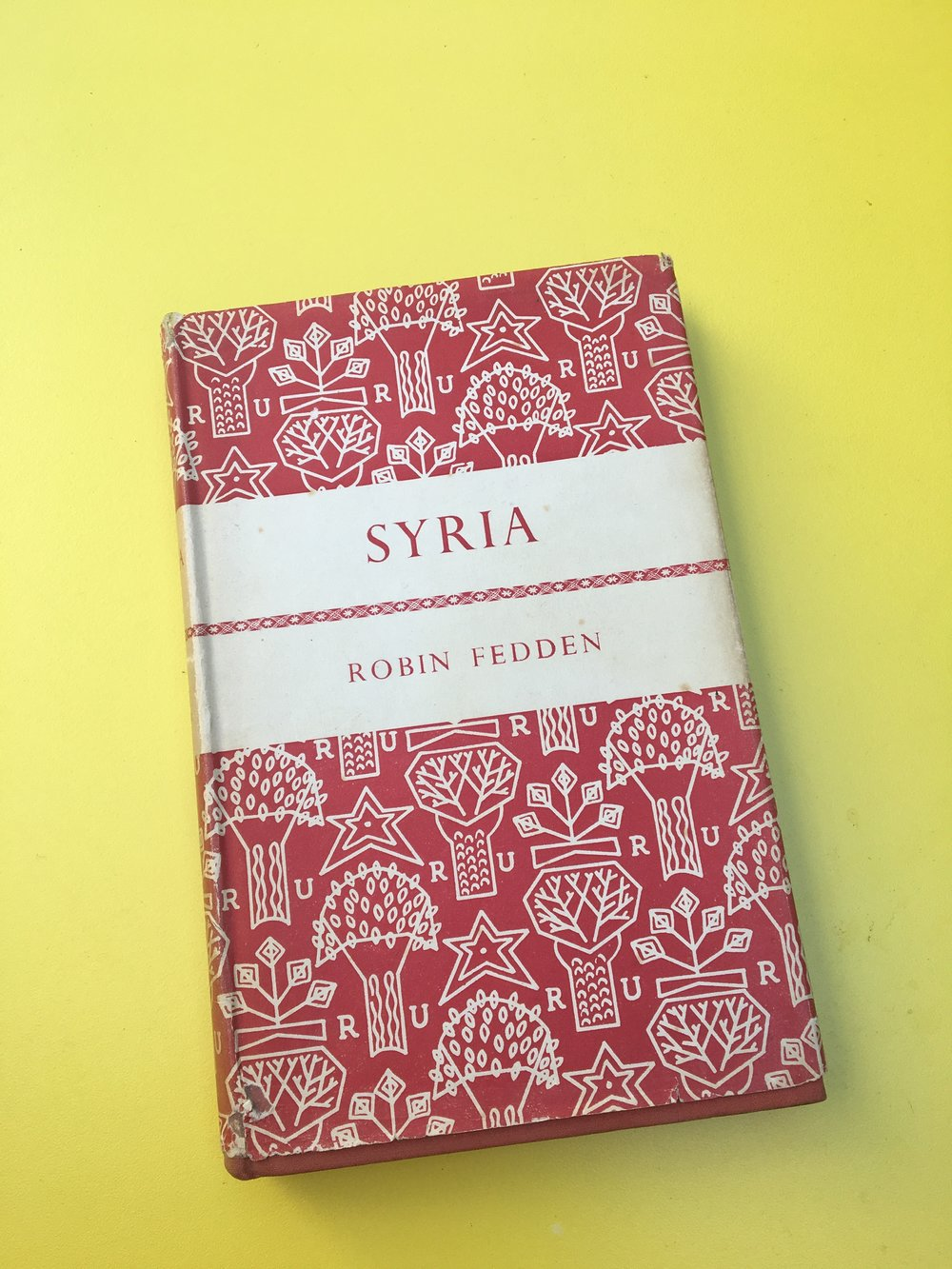 Syria by Robin Fedden featuring photography from Lee Miller
