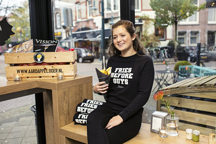 Fries before guys - www.frietboutique.nl