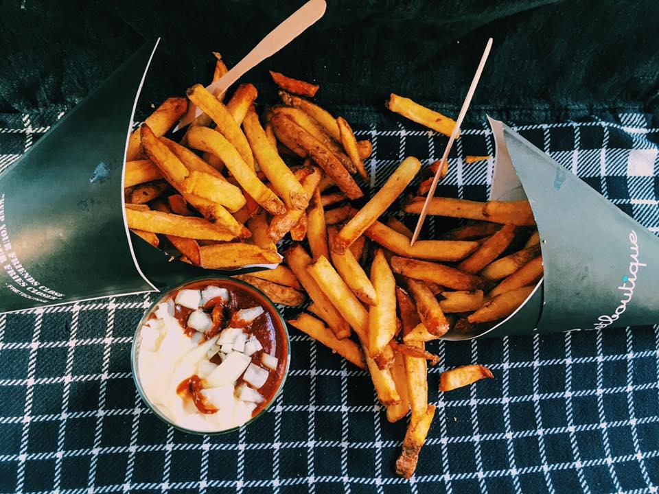 Jaar lang friet bij de Frietboutique