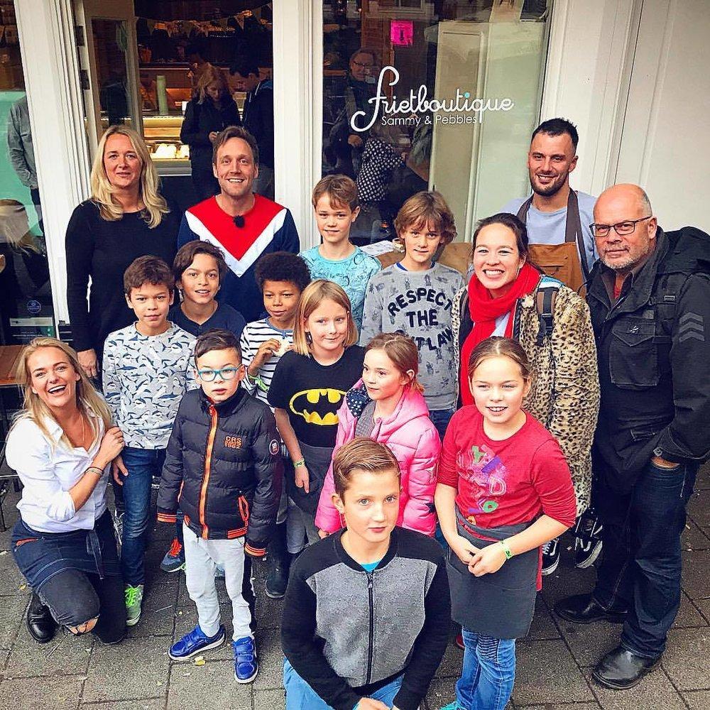Ons team van jonge ondernemers in Rotterdam