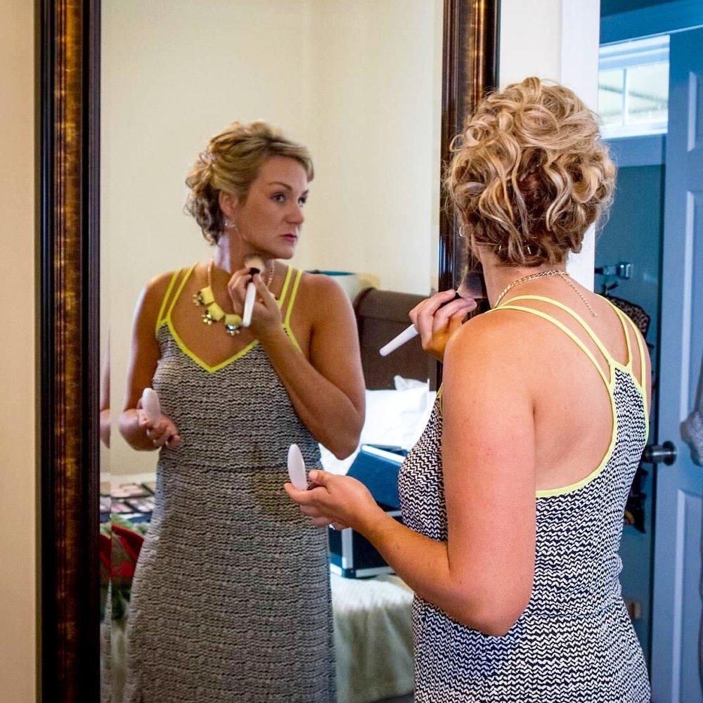 Wedding Hair #ashleycorbetthair