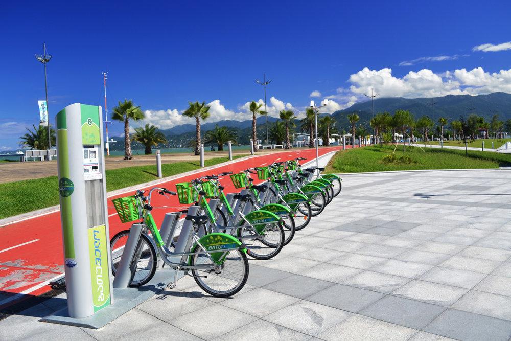 Batumi bikes