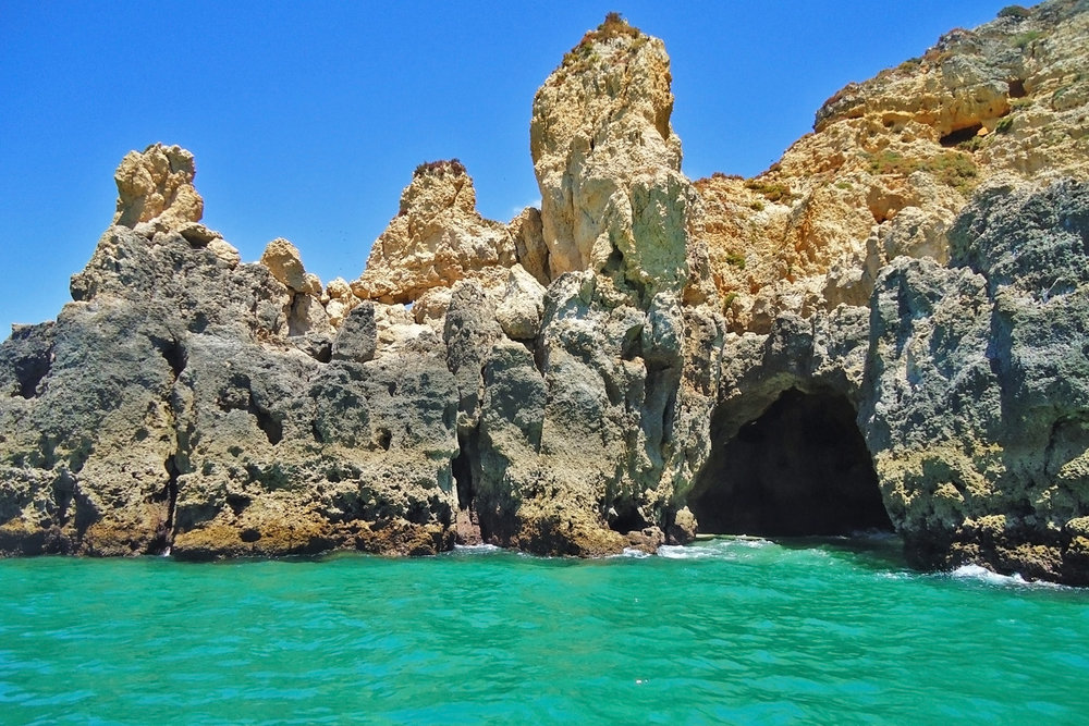 Cliffs at Algarve