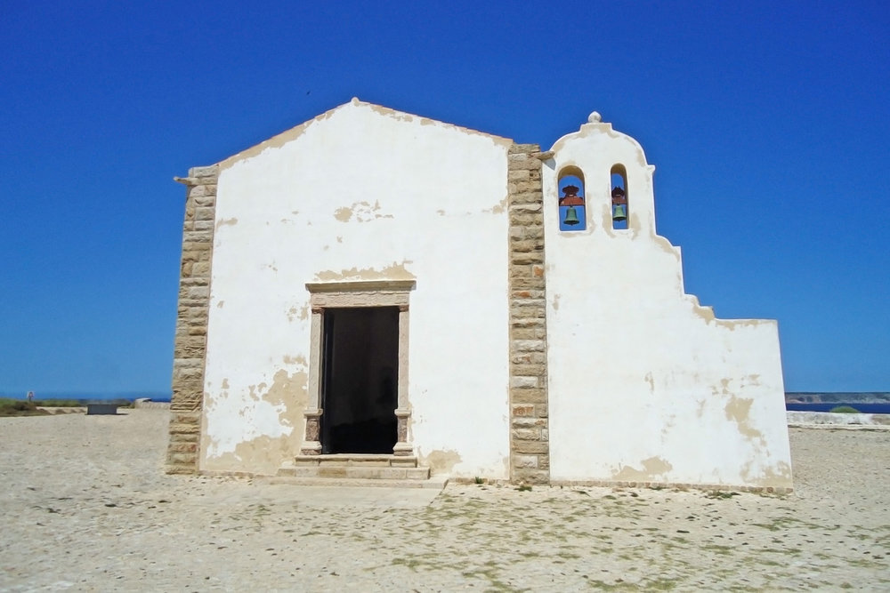 Old church in Sagres