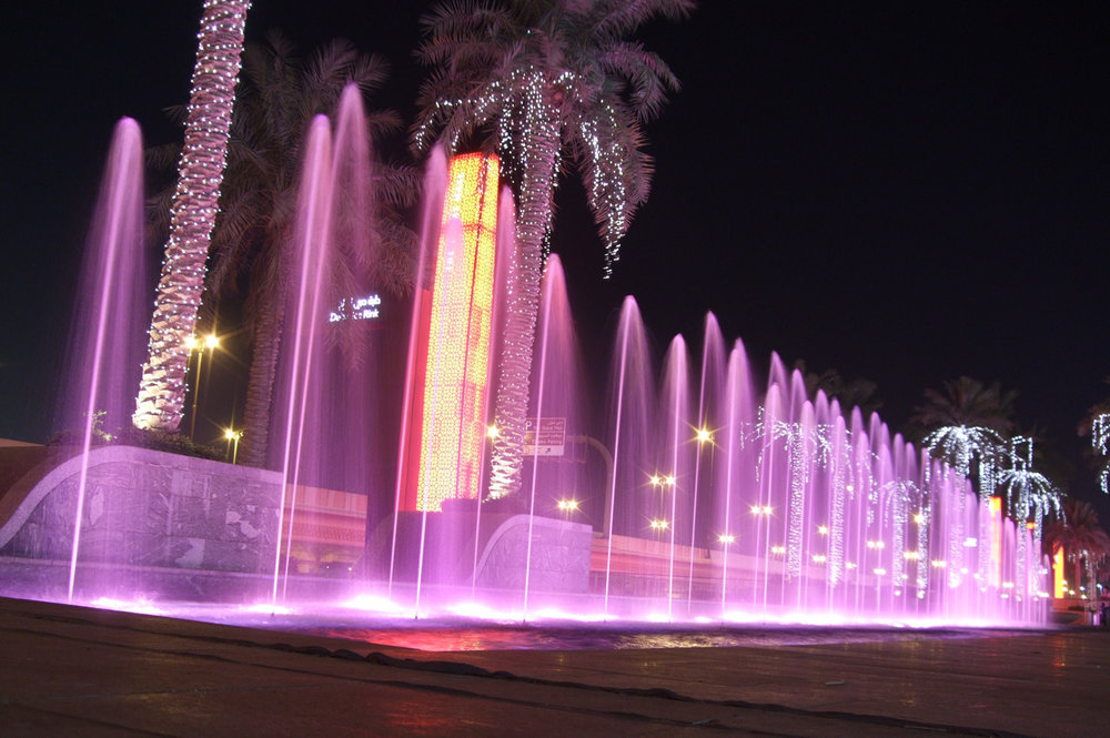 Fountains at Dubai Mall