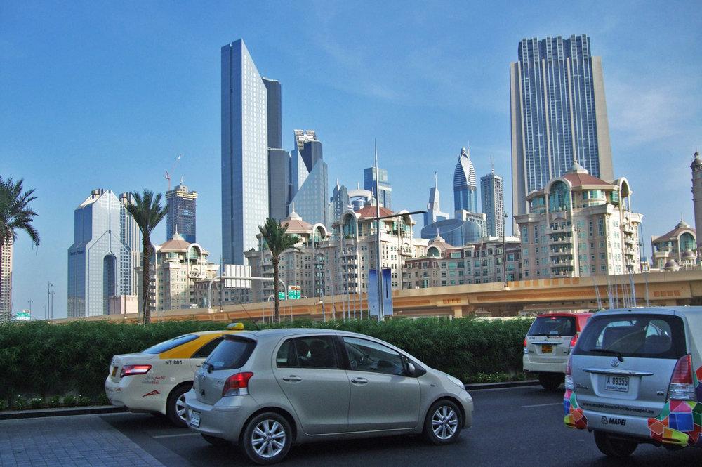 Dubai centers