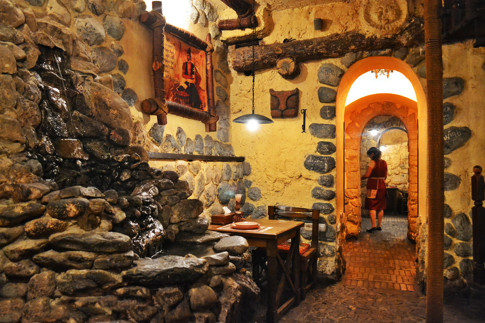 Restaurant in Yerevan