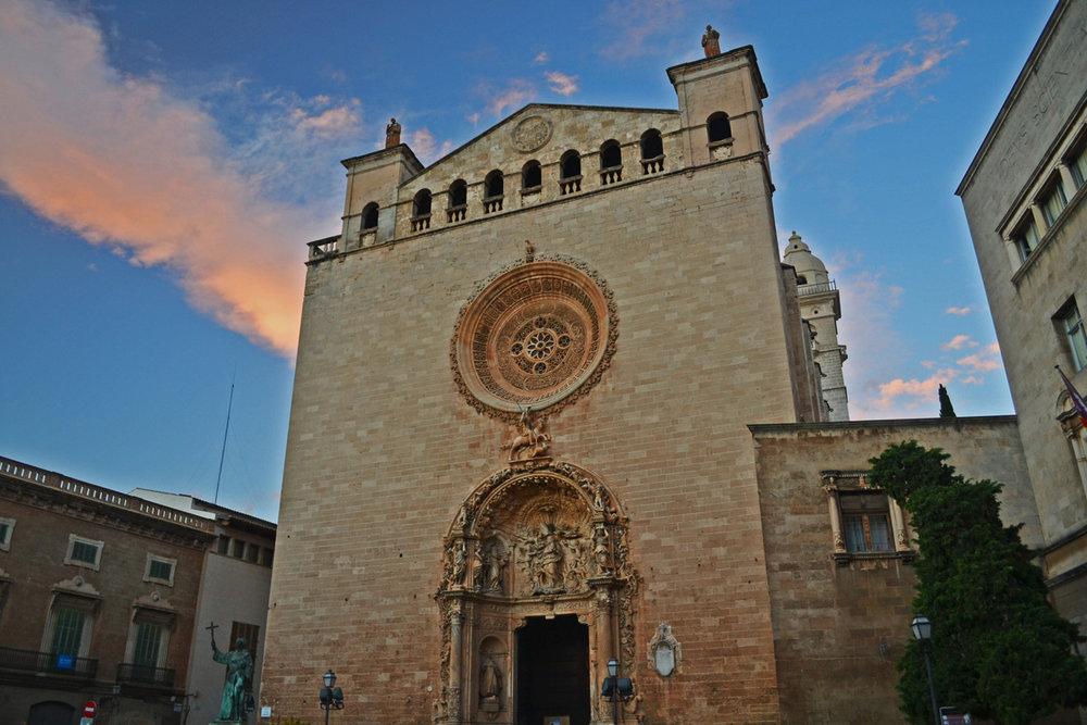 Church in Palma de Mallorca