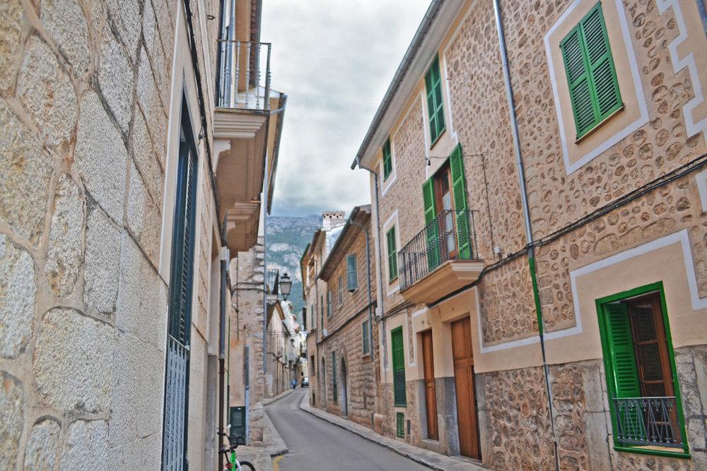 Soller in Mallorca