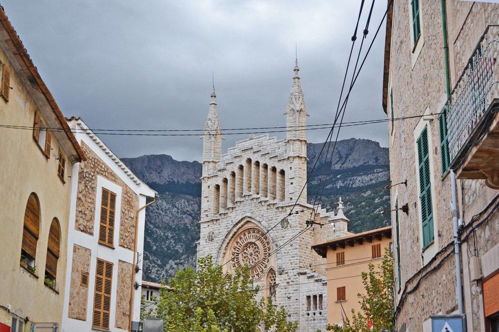 St Bartomeu church
