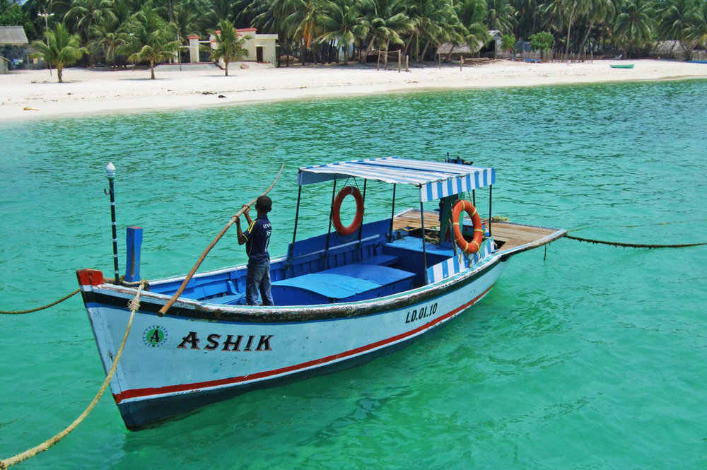 Agatti, Lakshadweep Islands