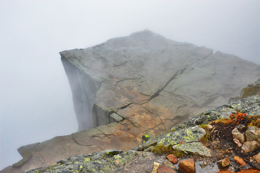The Pulpit Rock