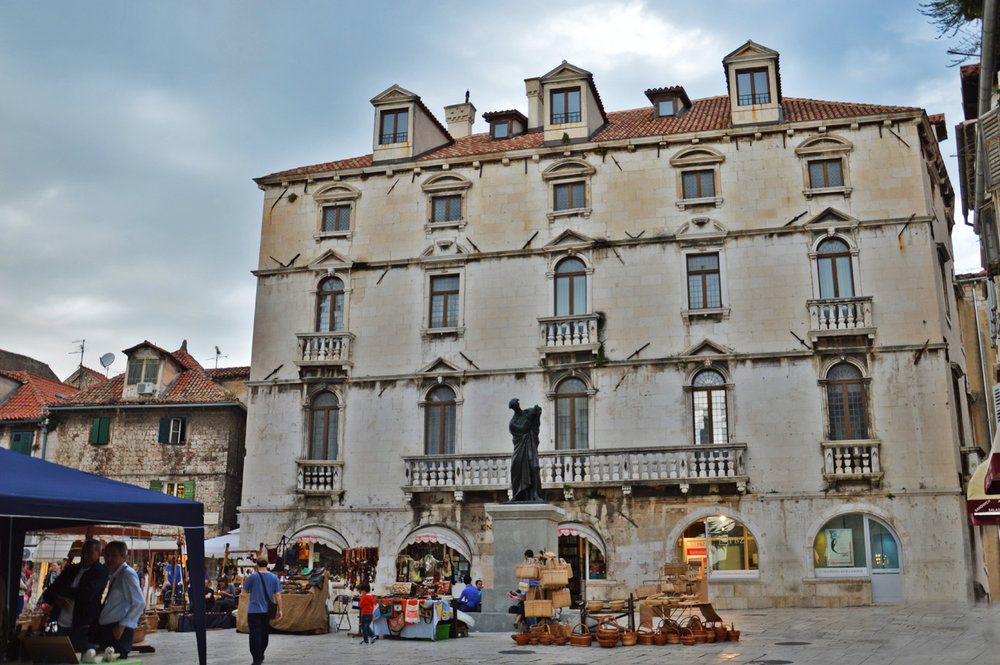 Split, Croatia - Old Town