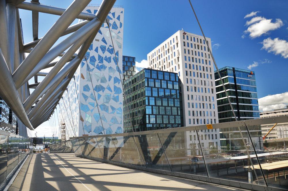 Modern Oslo
