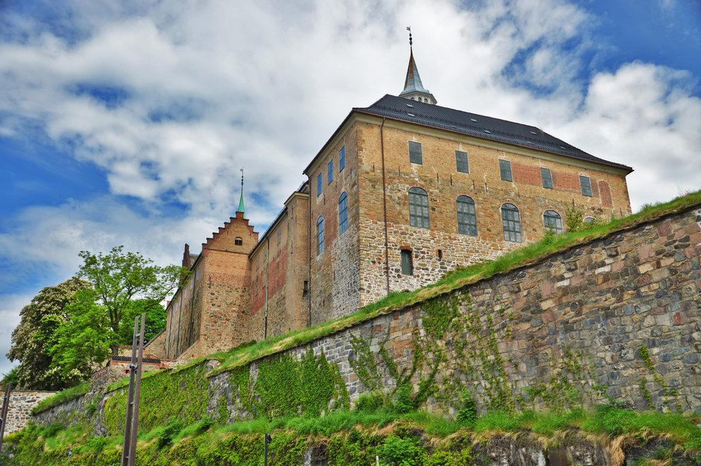 Oslo castle