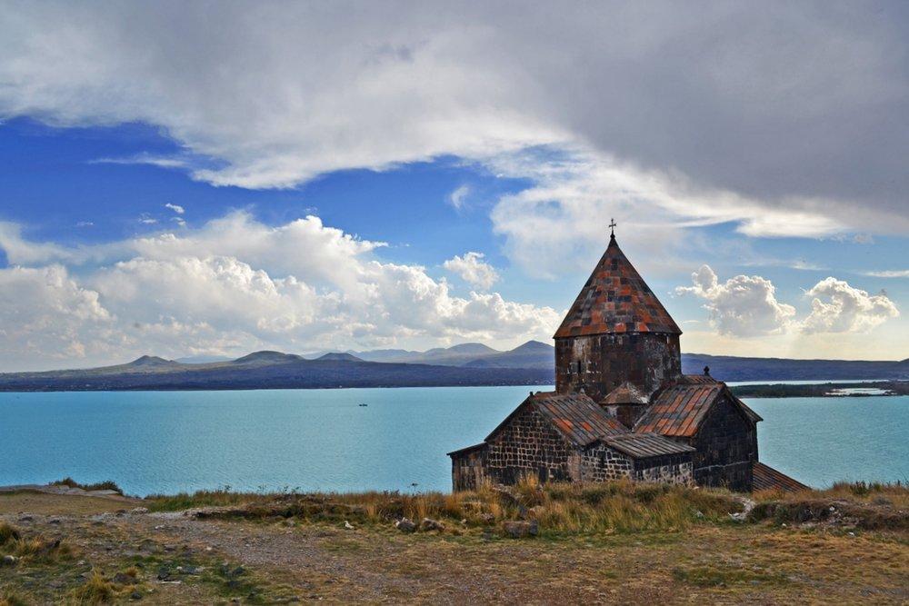 Sevanacank Monastery