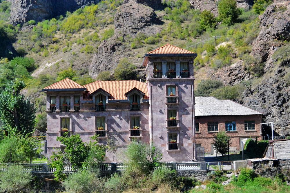 Armenian architecture