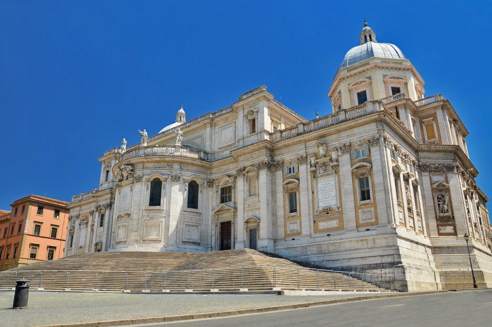 Santa Maria Maggiore - Basilica of Mary Major