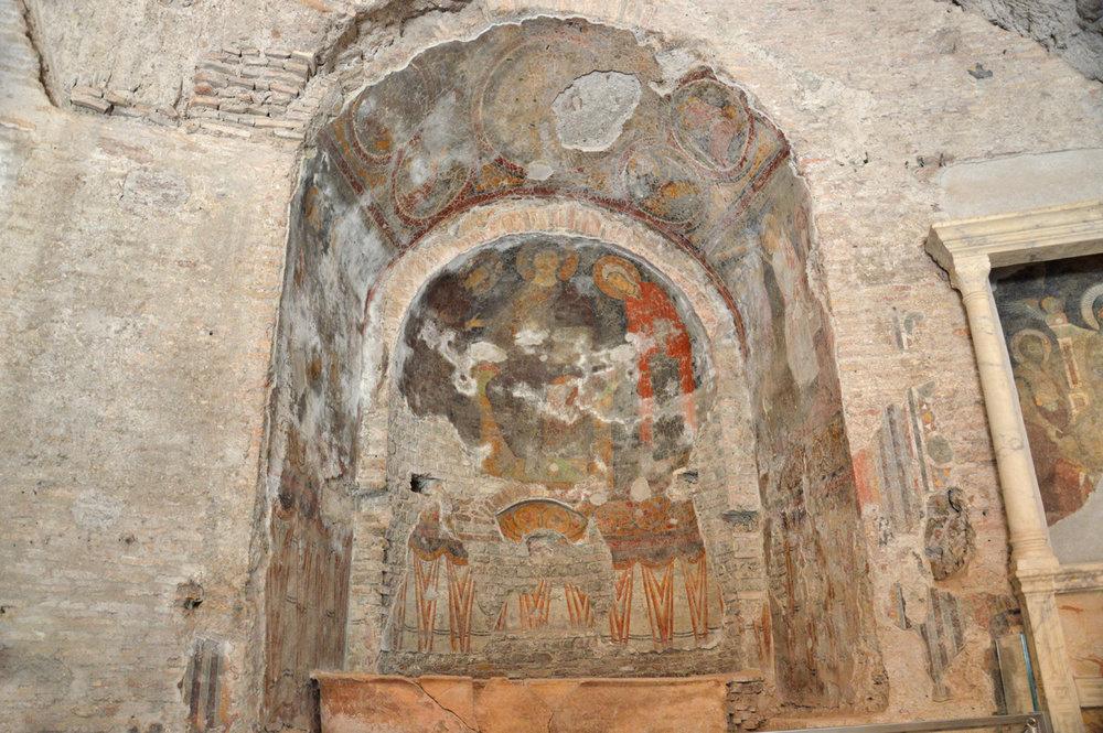 St. Cosmo e Damiano Basilica