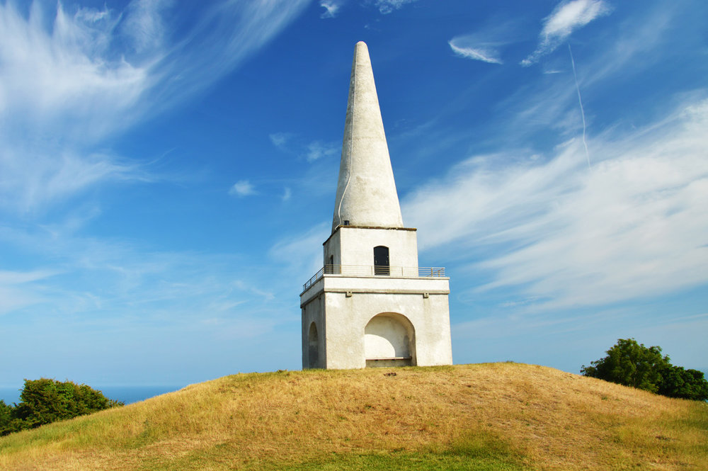 Obelisk on Killiney Hill