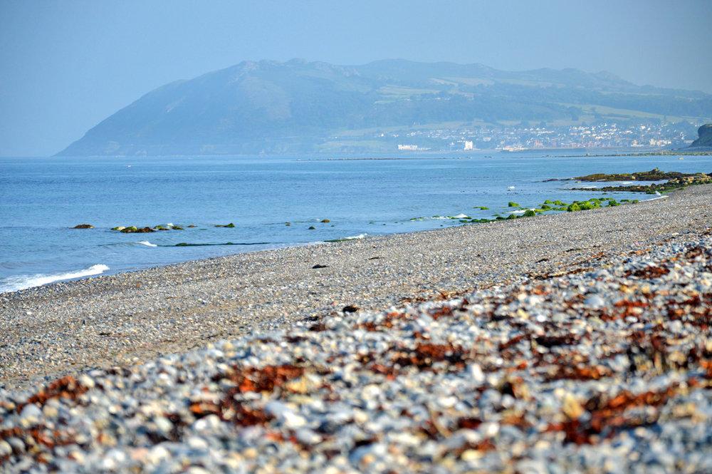 Dun Laoghaire beach