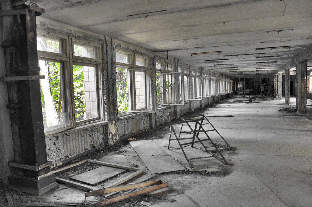 School in Pripyat