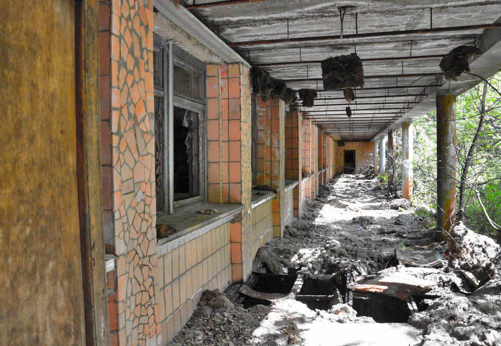 School in Pripyat