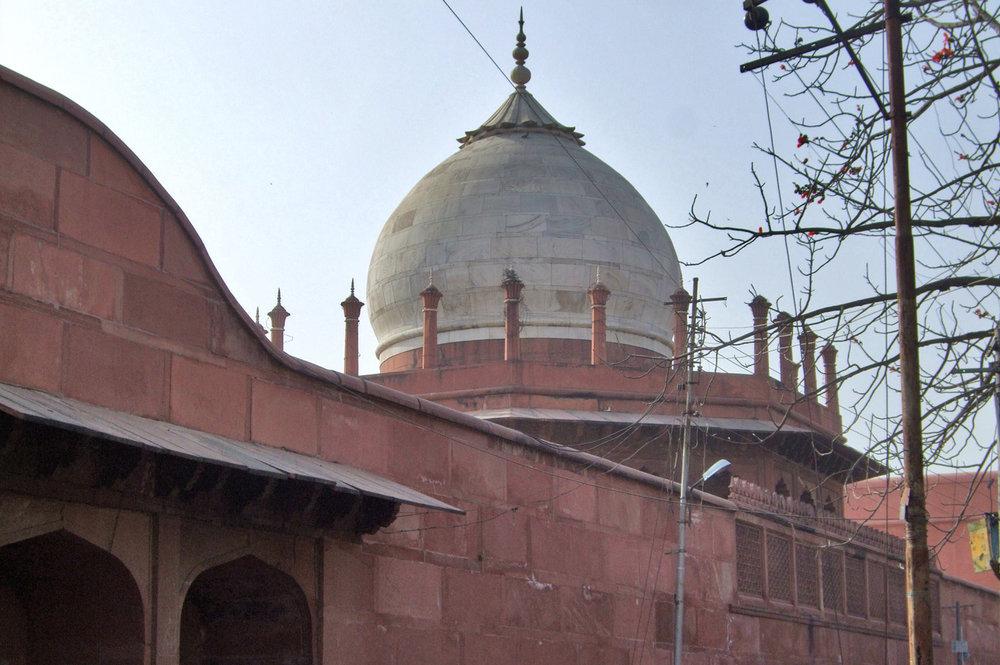 Taj Mahal - Royal complex