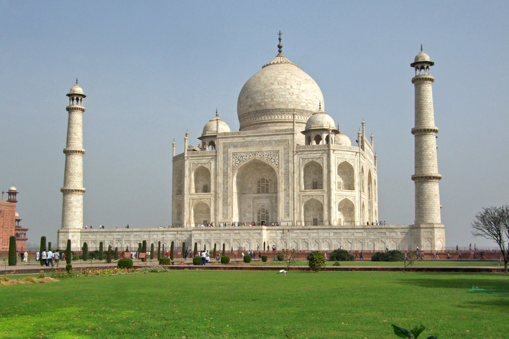 Taj Mahal - The Mausoleum