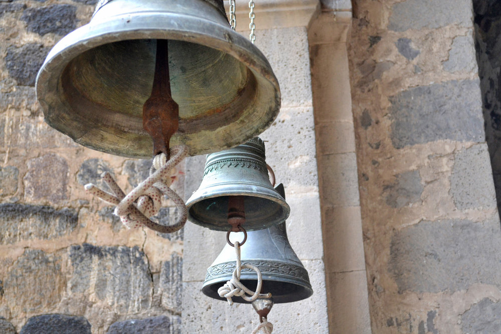Bells at the Church of the Dormition