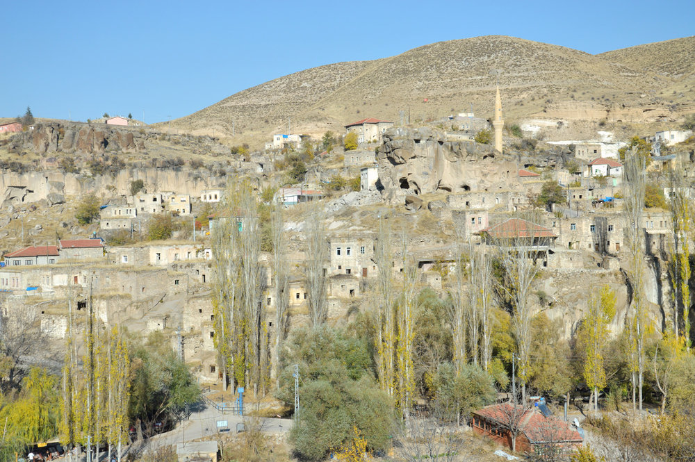 The town of Guzelyurt
