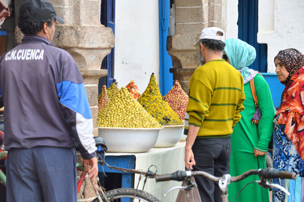 Essaouira - local market